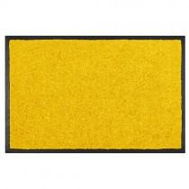 Fussmatte Gelb